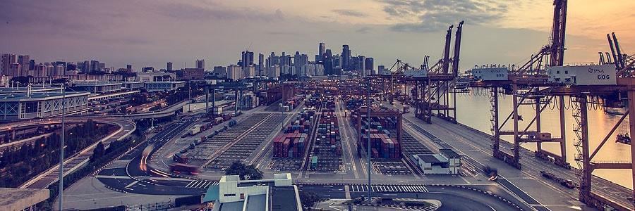 Industriegebiet | Industrialisierung 4.0 | Peter Stuhlmann