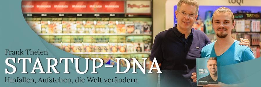 "Frank Thelen: ""Startup-DNA"" | Peter Stuhlmann"